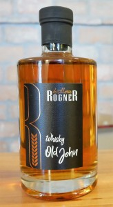 Old John Flasche Rogner hoch