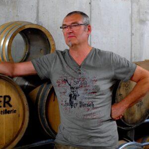 Whisky Trail Granit Destillerie Günther Mayer