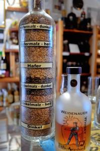 Whisky Trail Oswald Weidenauer Malz Röstgrade