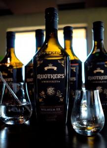 Whisky Trail Ruotkers Wilhelm III hoch