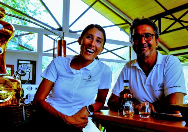 Mandlberggut Rock Whisky AWA Trail Theresa Bernhard Warter top