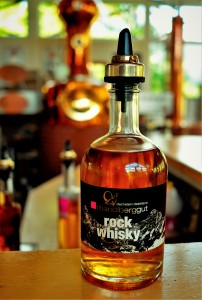 Mandlberggut Rock Whisky AWA Trail hoch