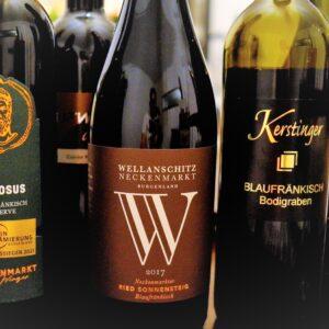 Neckenmarkter Weine Weintage Blaufränkisch