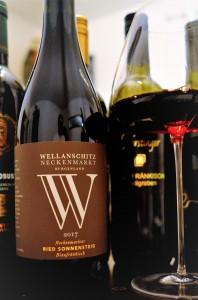 Neckenmarkter Weine Weintage Wellanschitz Sonnensteig