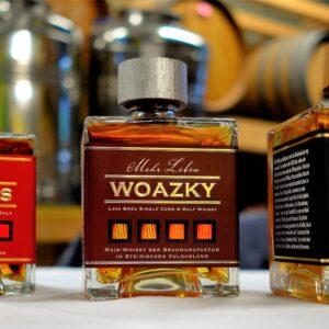 Whisky Trail Lava Bräu Vulkanland Whiskys quer