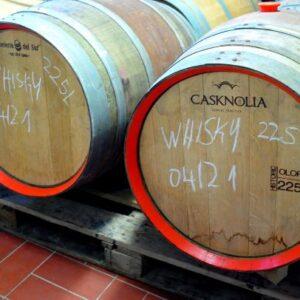 AWA Whisky Trail Vorarlberg Walter Pfanner Sherryfass