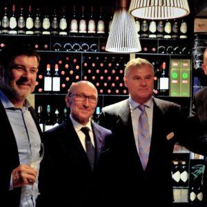 MASI Bar Munich Eröffnung Raffaele Boscaini links by Roland Graf 2021