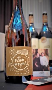 Piwi pioneering wines Josef Scharl Mann im Mond