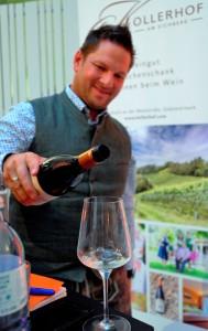 Piwi pioneering wines Kollerhof Lieleg hoch