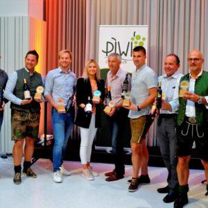 Piwi pioneering wines beste Winzer quer