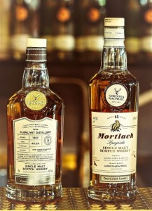 Gordon MacPhail Glenlivet 80yo Mortlach 15 years Distillery Labels
