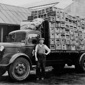 Gordon & MacPhail Historical - Delivery Truck