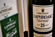 Laphroaig 25 years Islay whisky